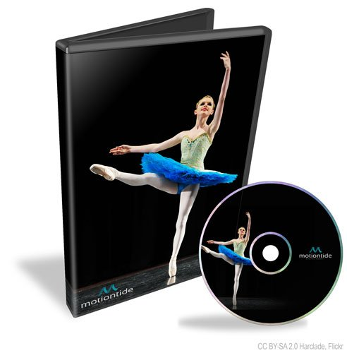 Vancouver Dance DVD