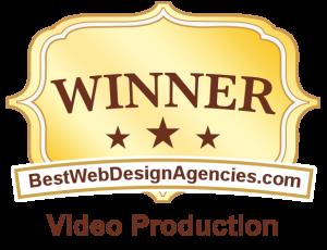 Winner Best Web Design Agencies